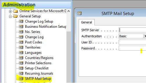 Get your own SMTP server! | NAVfreak