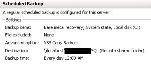 SQLserverbackup